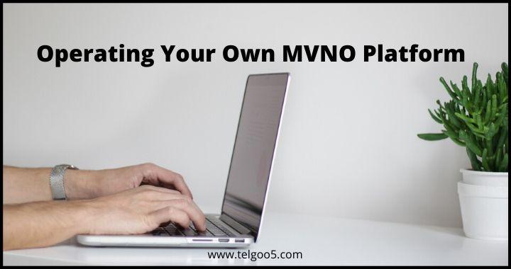 MVNO platform