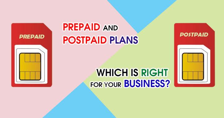 Prepaid And Postpaid Plans